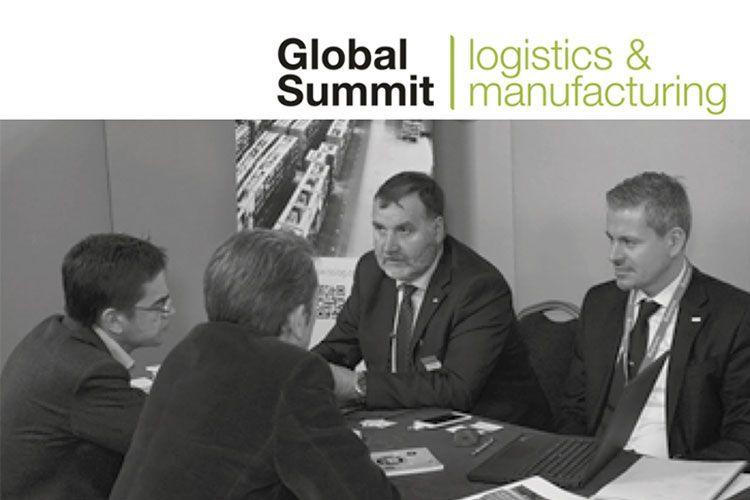 Caloni Trasporti al Global Summit Logistics & Manufacturing